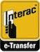 Pay with Interac